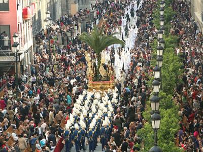 Fiestas y folclore en Sevilla