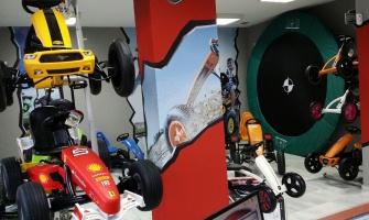 Venta y alquiler de Karts a pedales de alta gama en Sevilla